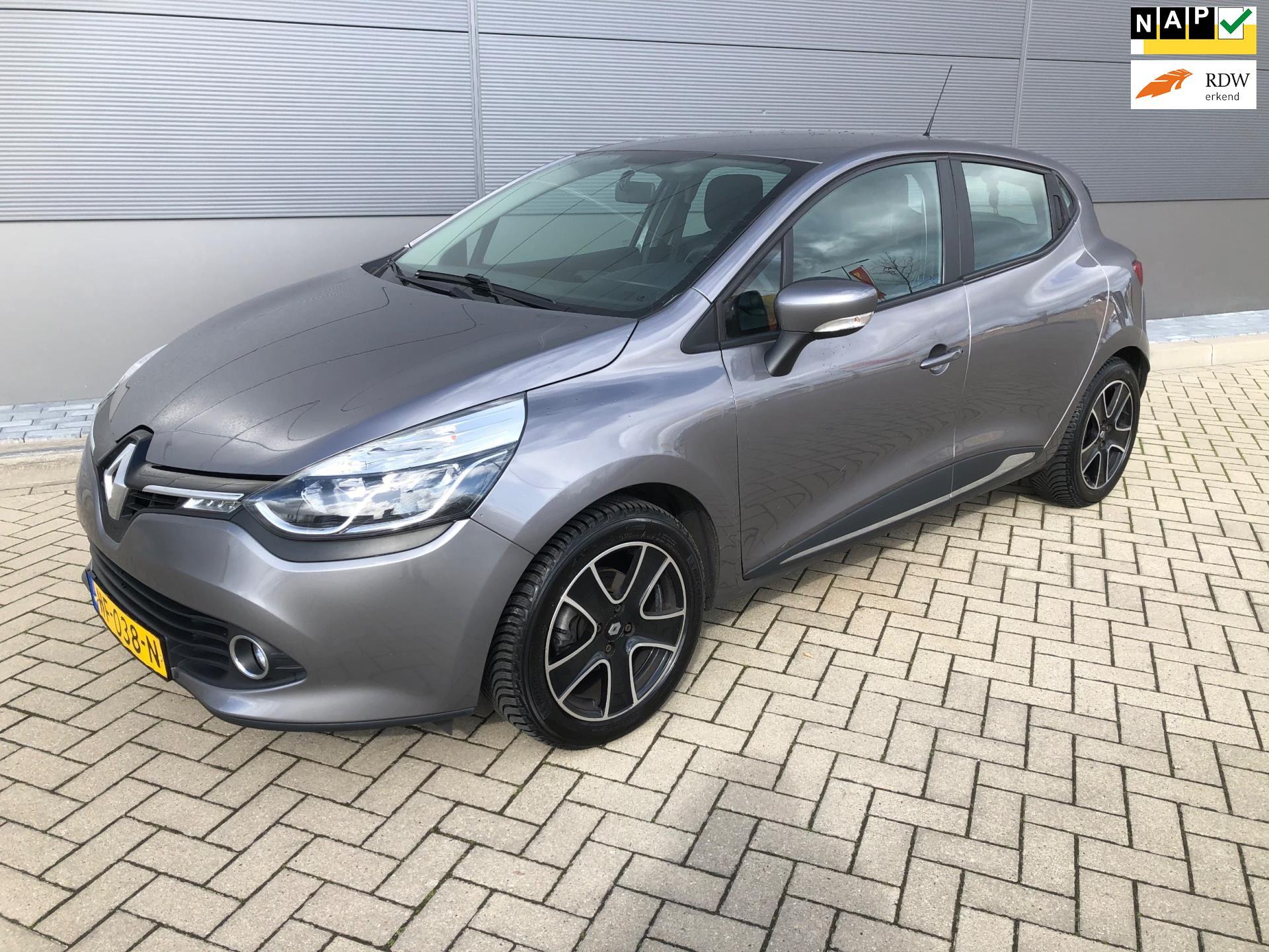Renault Clio occasion - Bensi-Amar Auto's