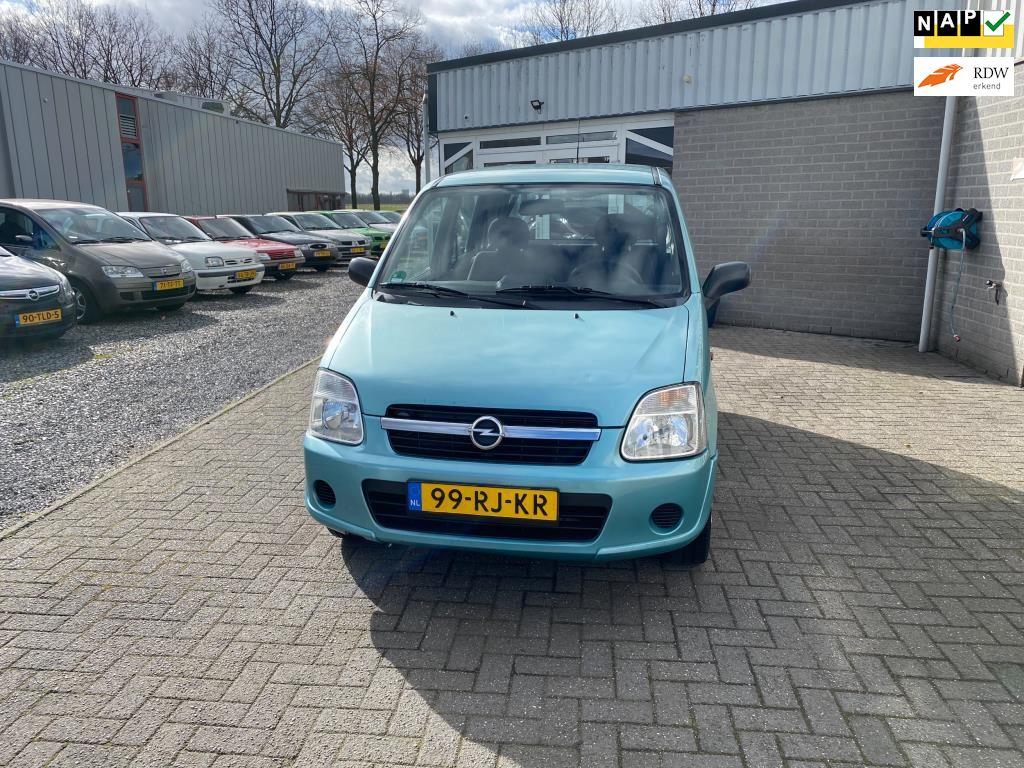 Opel Agila occasion - Kilkens Auto's
