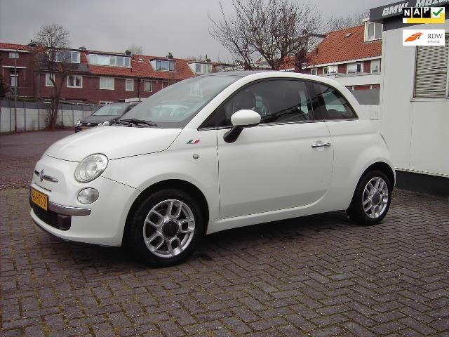 Fiat 500 occasion - R. Rengers Auto's