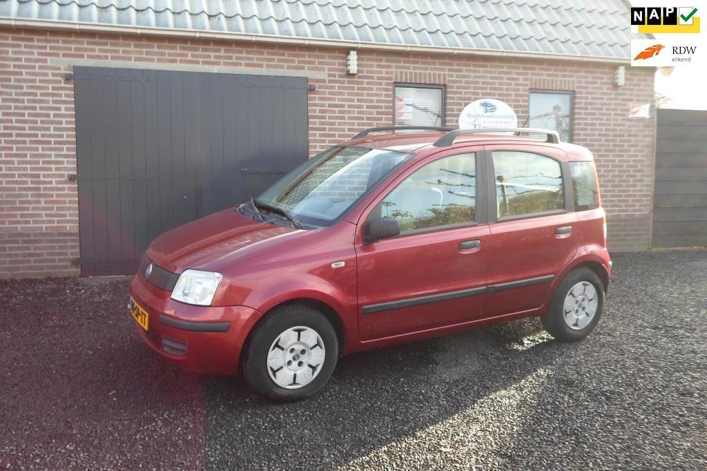 Fiat Panda occasion - Timmer Auto's