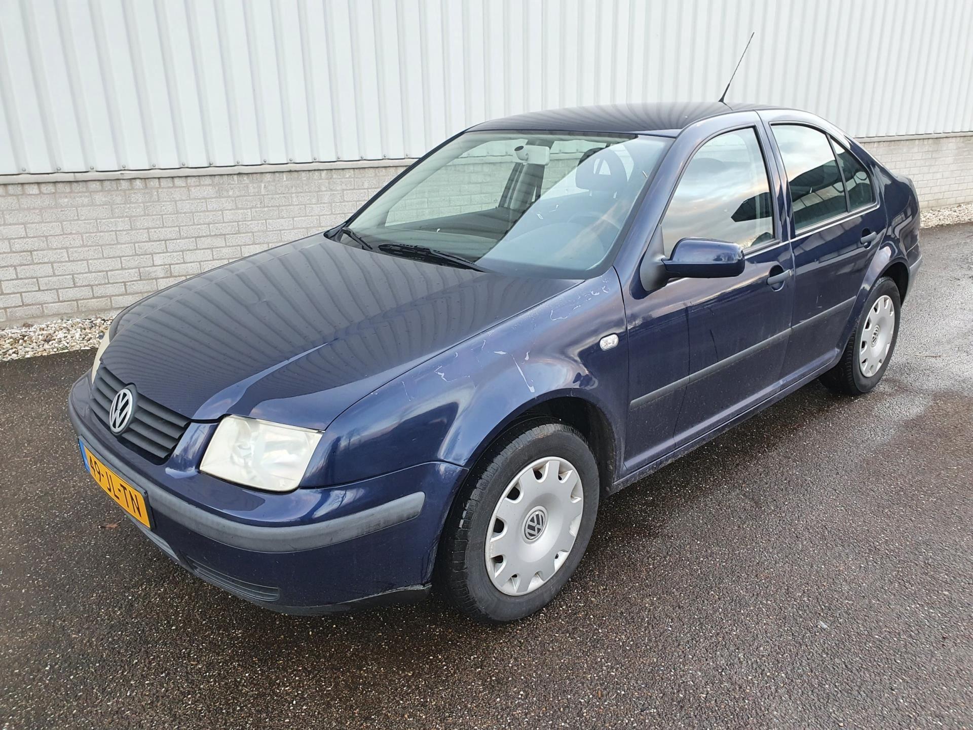 Volkswagen Bora occasion - Terborg Auto's