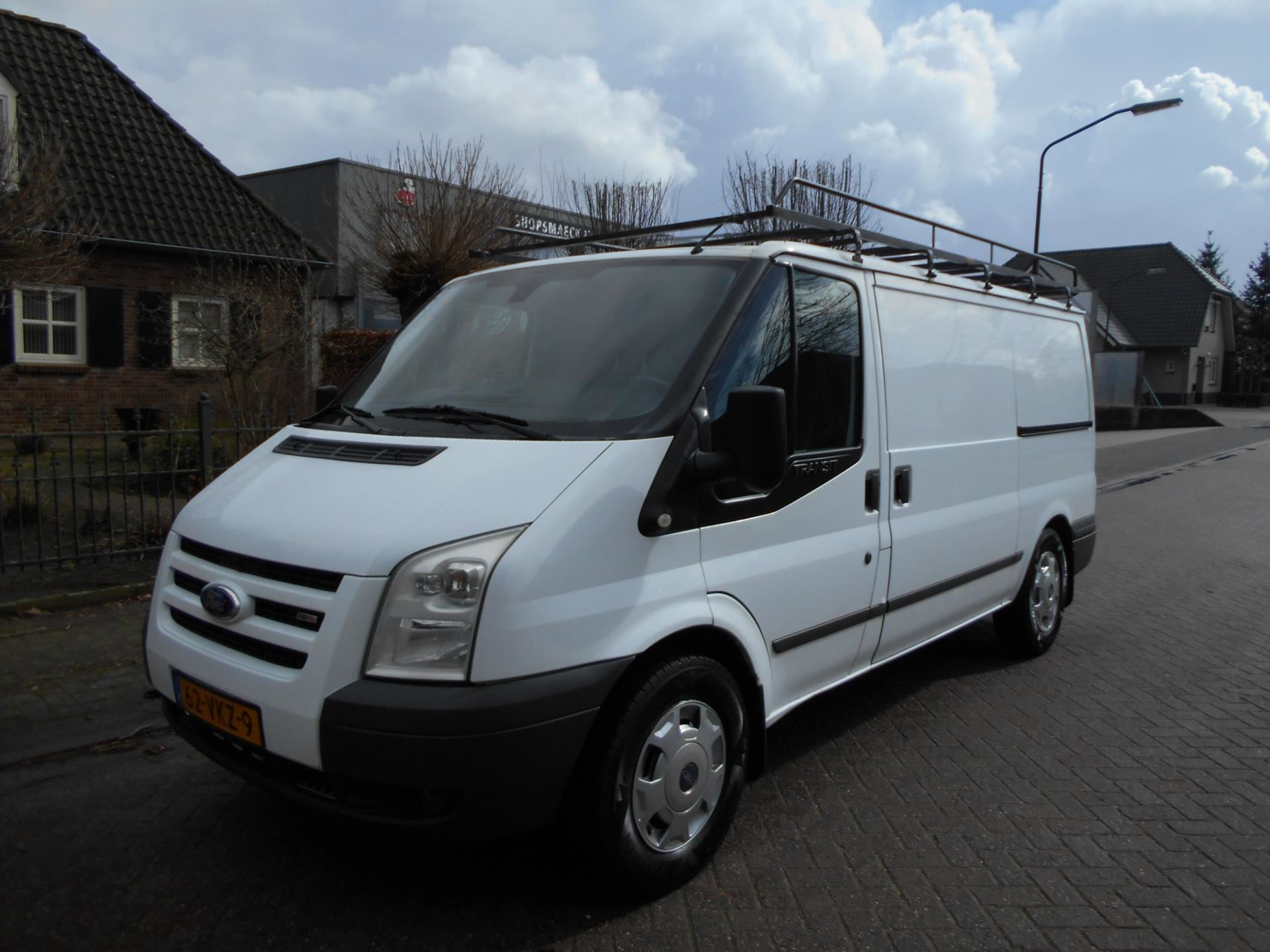 Ford Transit occasion - Solo Export B.V.
