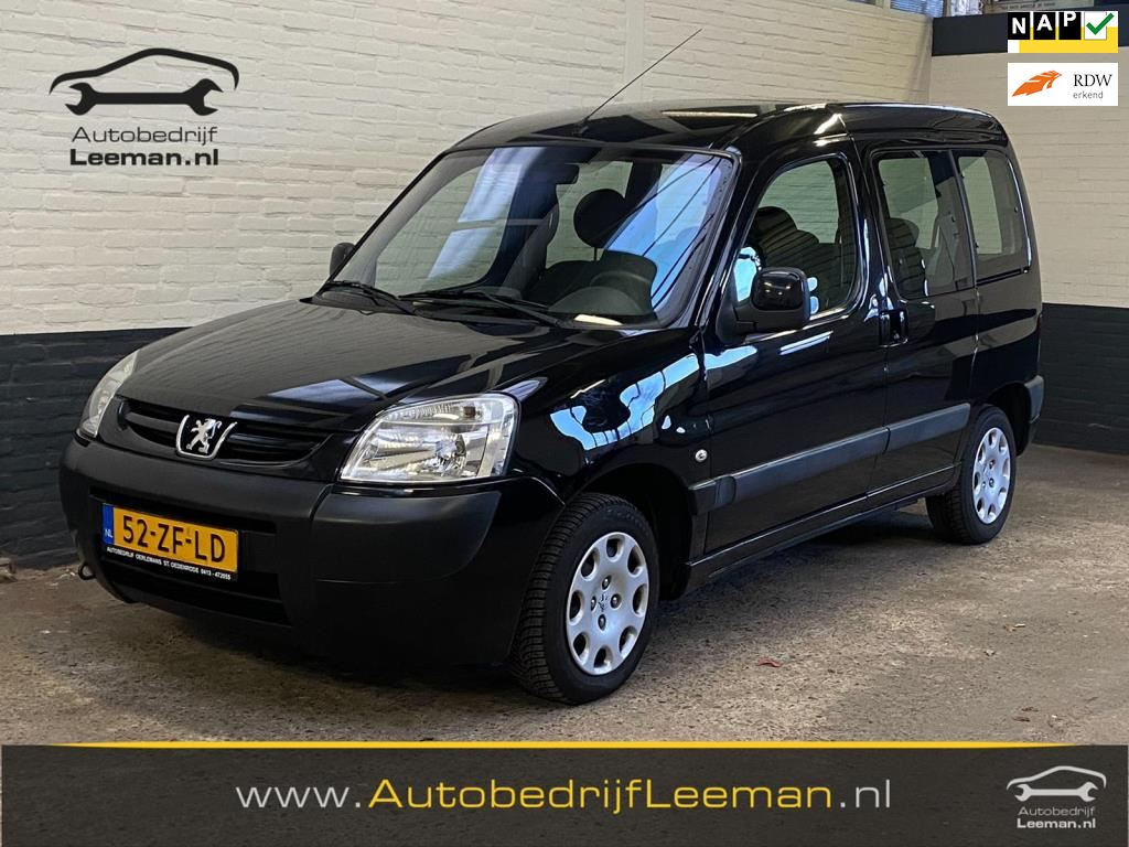 Peugeot Partner MPV occasion - Autobedrijf L. Leeman
