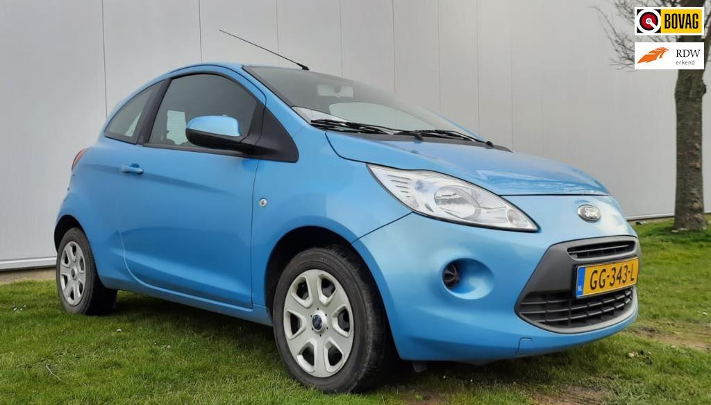 Ford Ka occasion - Elbay Auto & Bandenservice