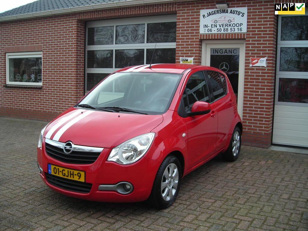 Opel Agila occasion - Jagersma Auto's