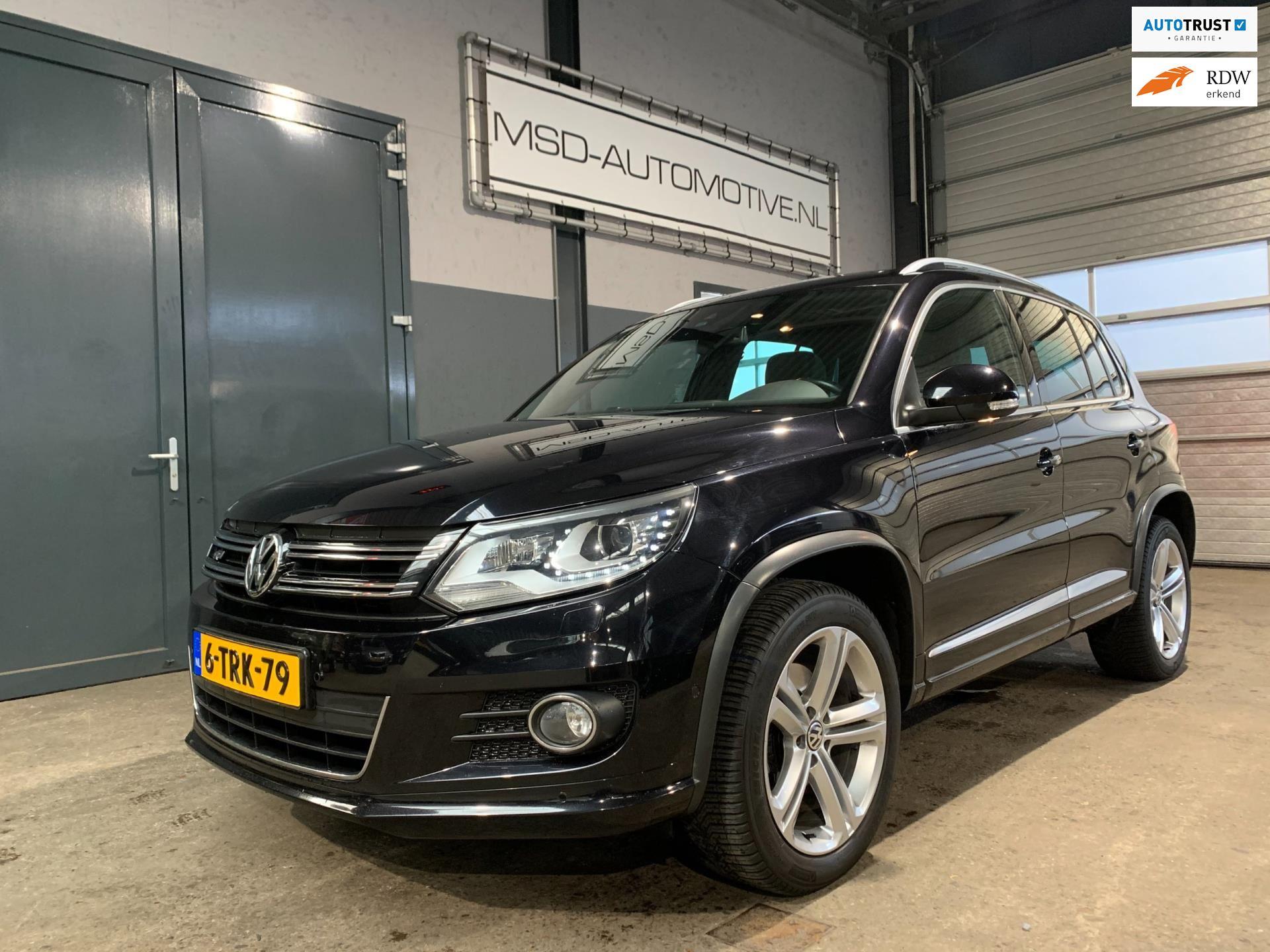 Volkswagen Tiguan occasion - MSD Automotive