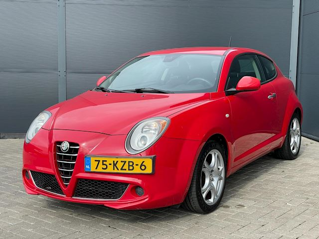 Alfa Romeo MiTo occasion - Van den Brom Auto's