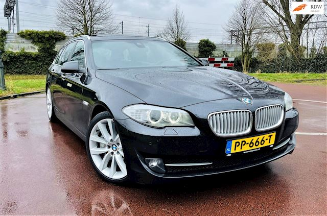 BMW 5-serie Touring occasion - OTC Auto's