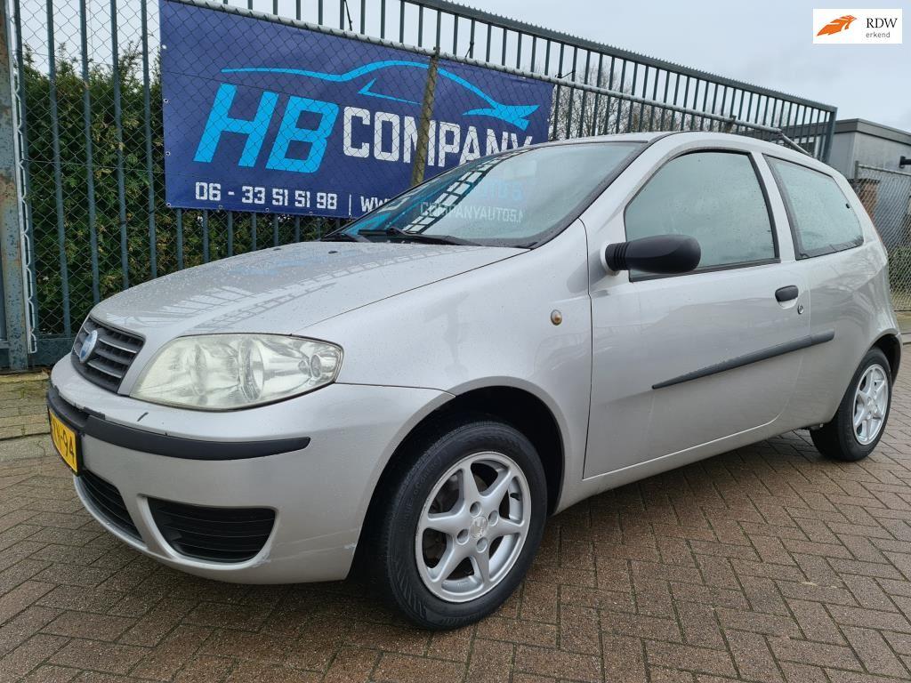 Fiat Punto occasion - HB Company Auto's
