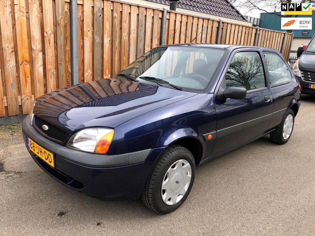 Ford Fiesta occasion - Bart Henken Auto's Veenendaal