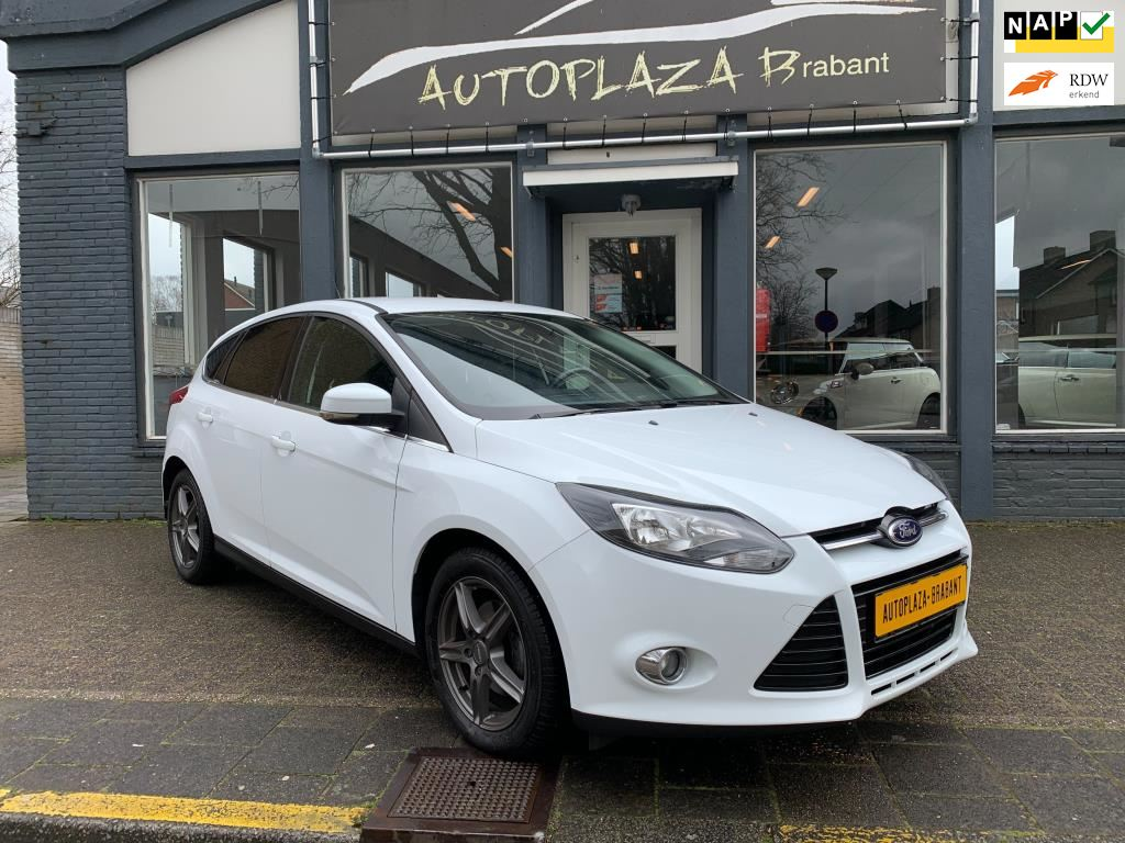 Ford Focus occasion - Autoplaza Brabant