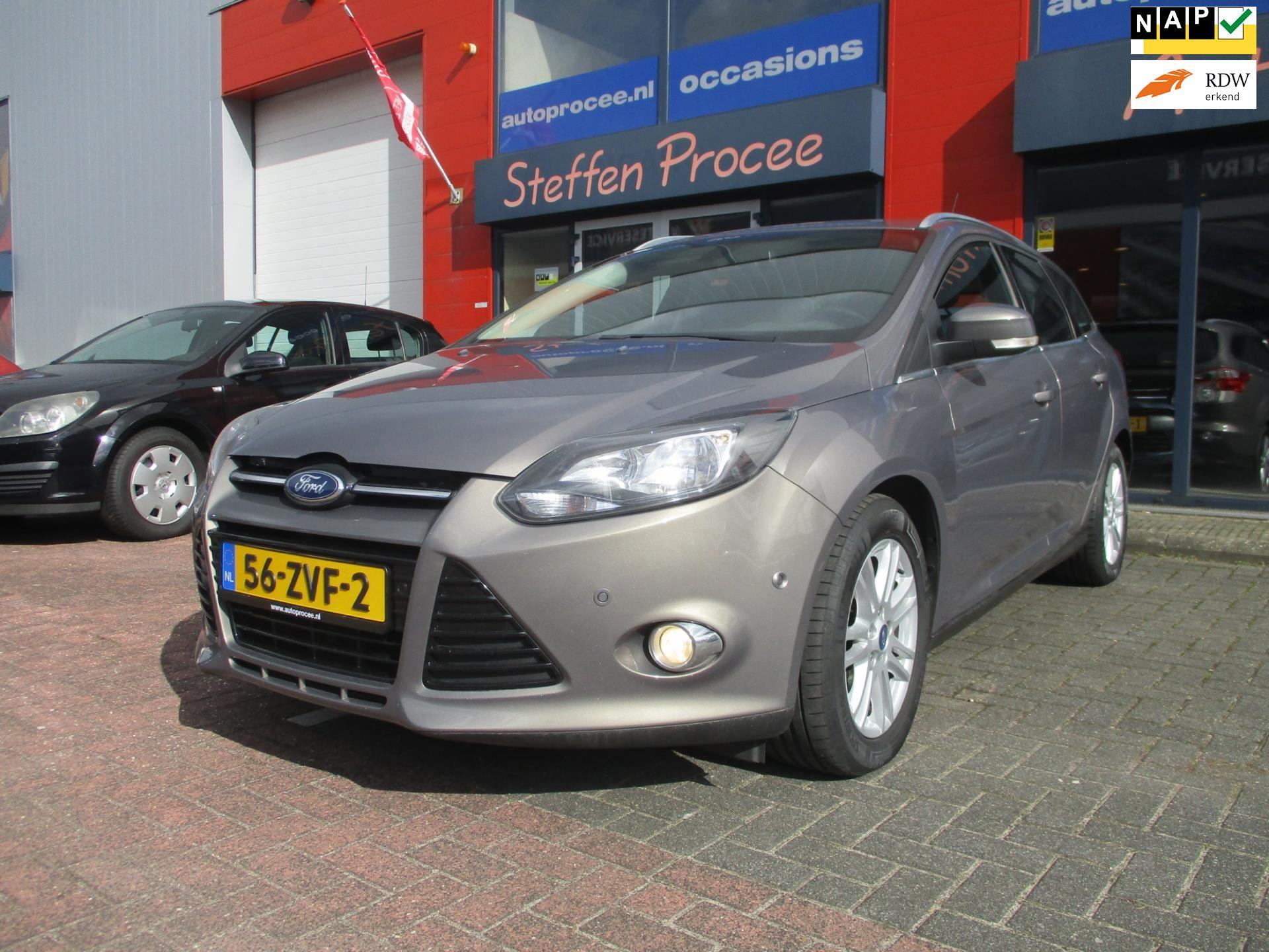 Ford Focus Wagon occasion - Steffen Procee Automobielen