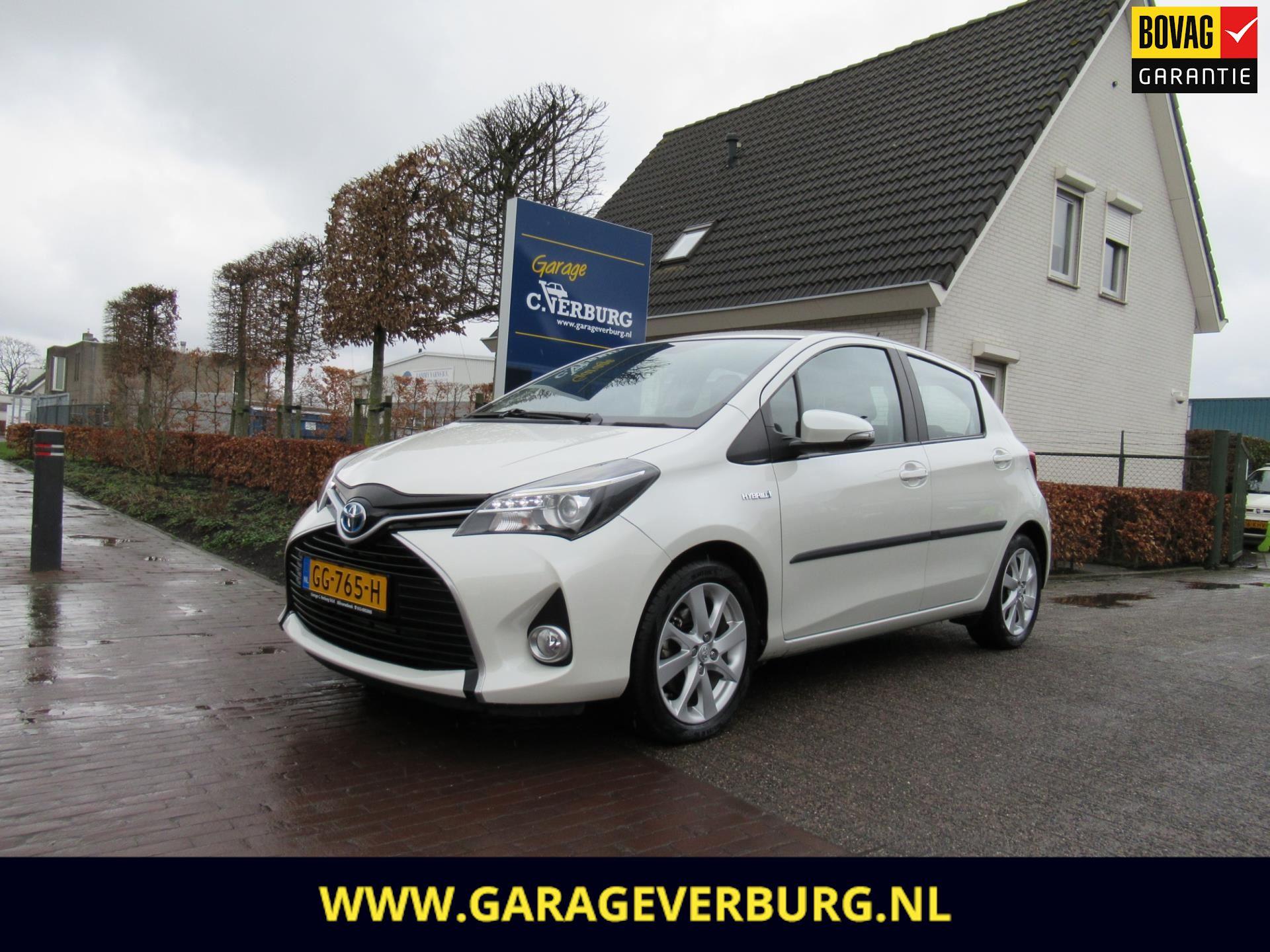 Toyota Yaris occasion - Garage C. Verburg VOF