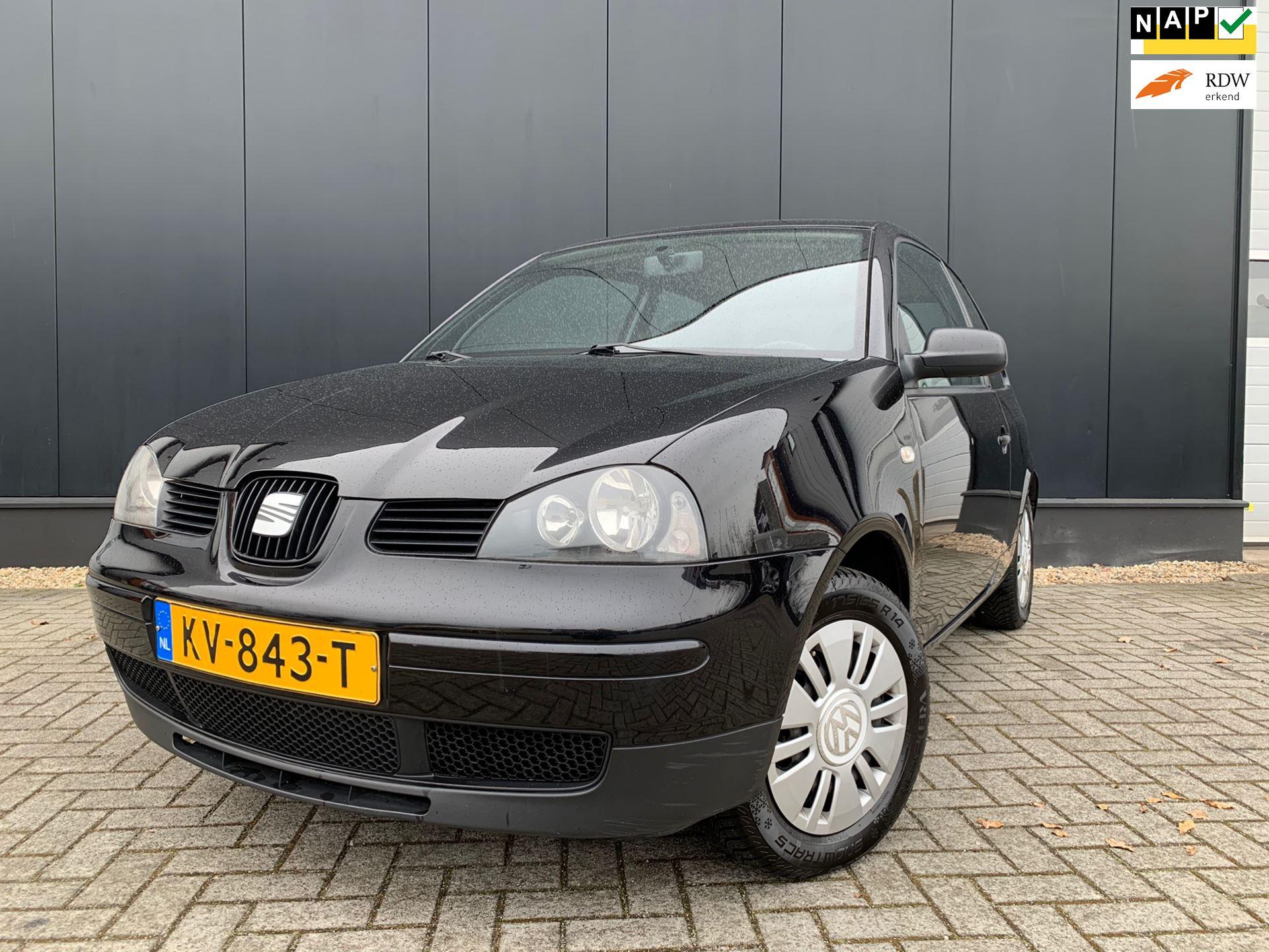 Seat Arosa occasion - Dennis Jansen Auto's