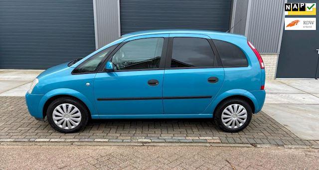 Opel Meriva occasion - Autoverkoop en Lease Bakker