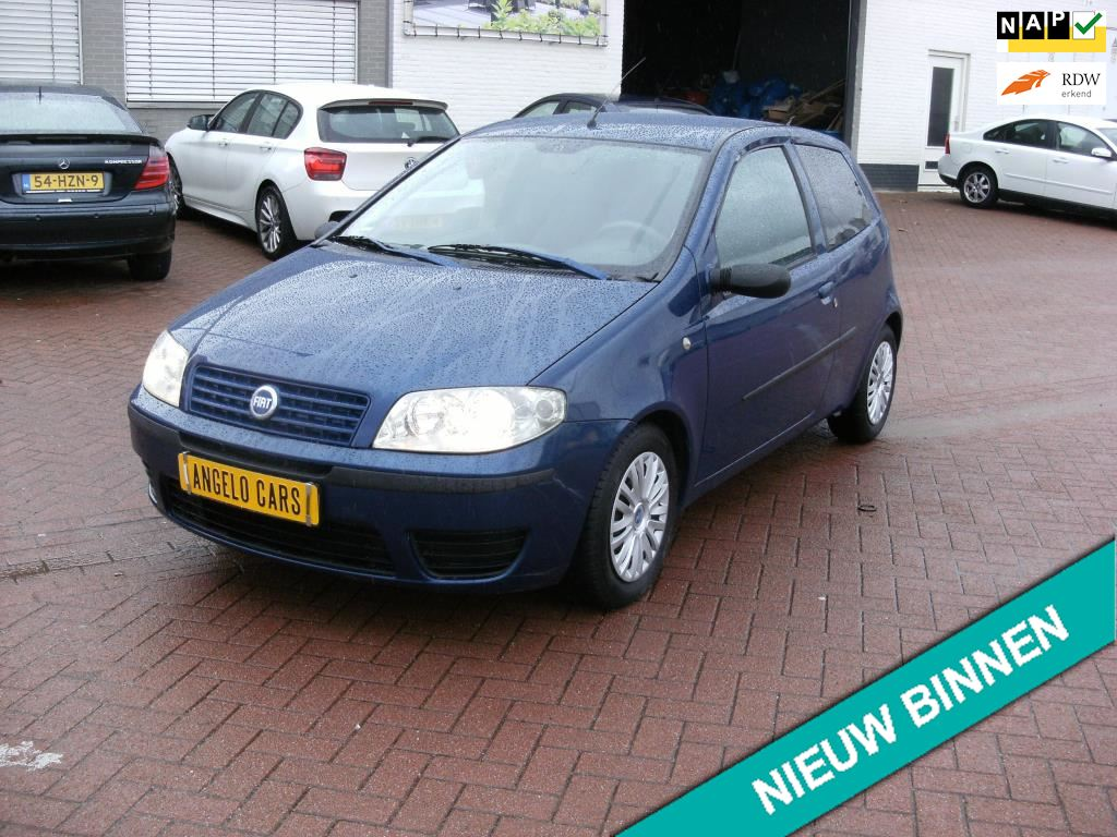 Fiat Punto occasion - Angelo Cars