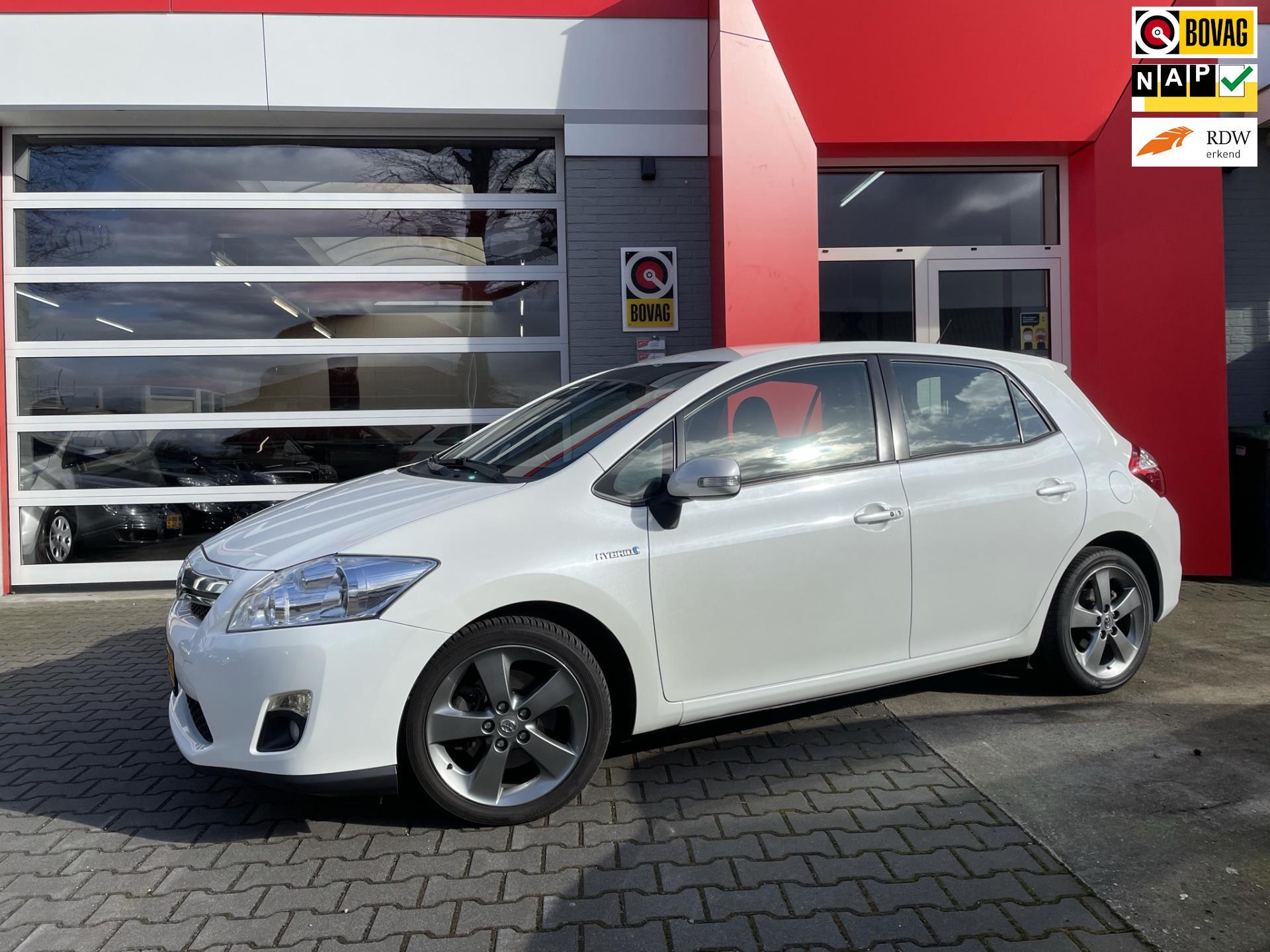 Toyota Auris occasion - Autobedrijf Slots BV