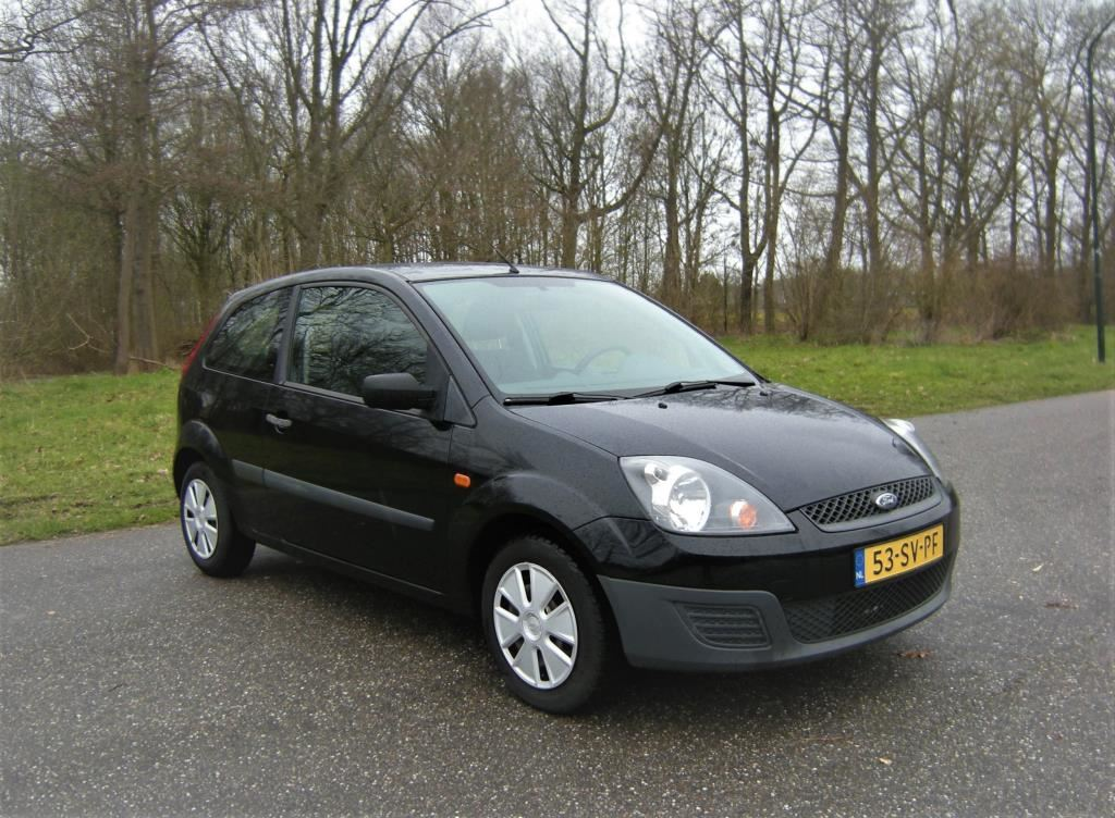 Ford Fiesta occasion - ZZP Autoos
