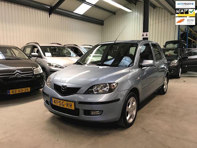 Mazda 2 1.4 Sportive AIRCO/CRUISE/NAP/APK