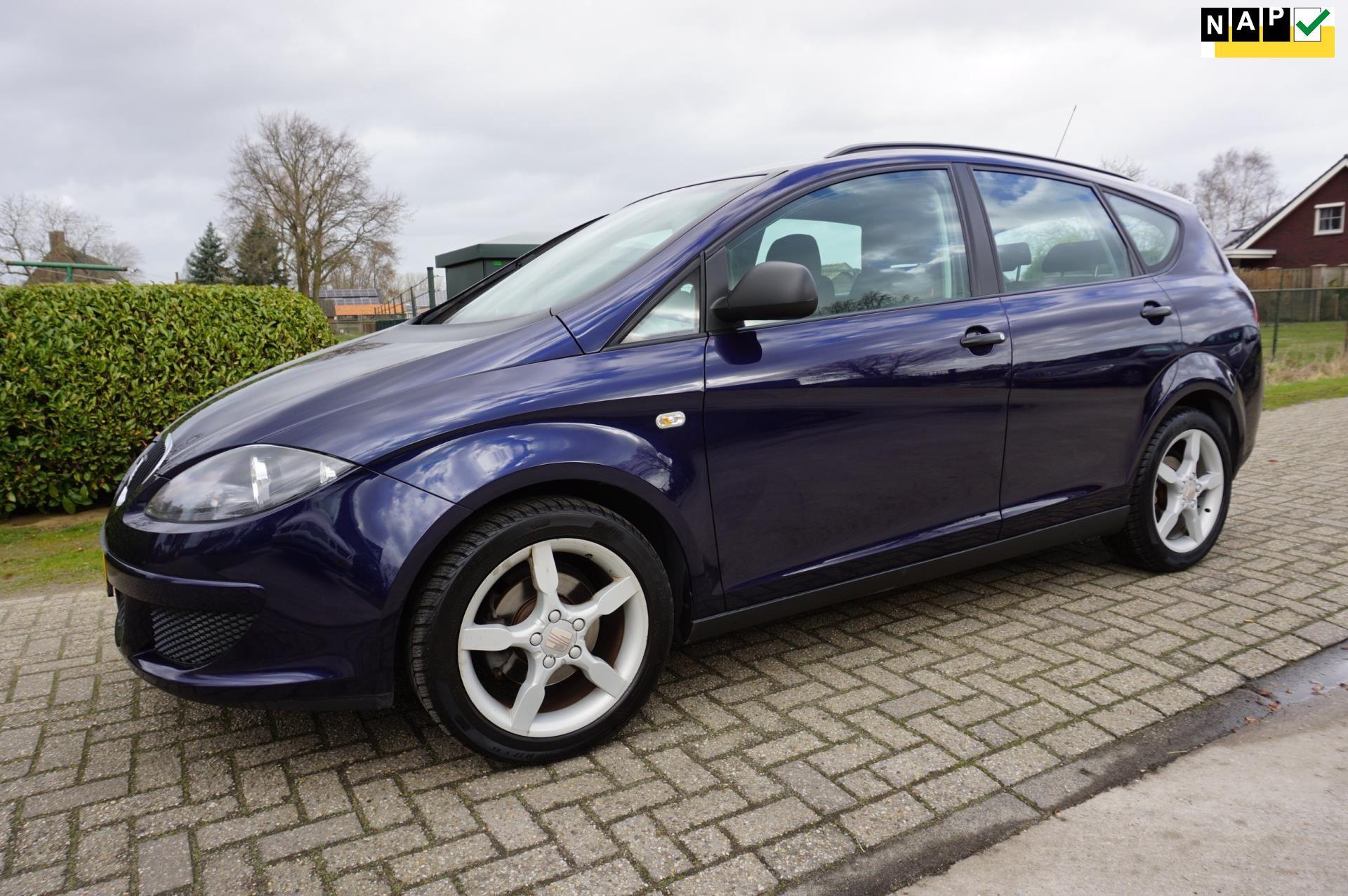 Seat Altea XL occasion - Autobedrijf Pedro v.d. Ven