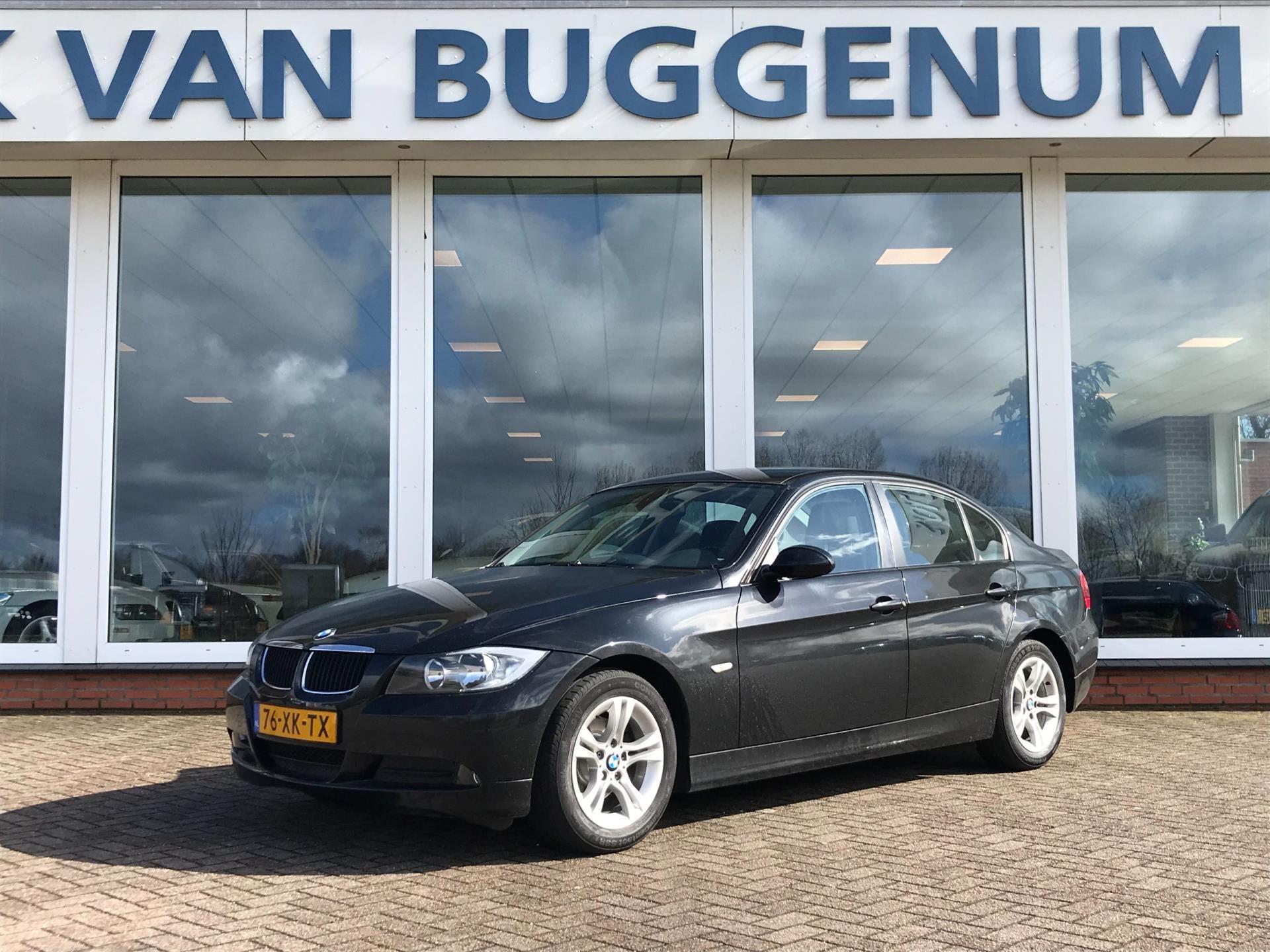 BMW 3-serie occasion - Automobielbedrijf J. van Buggenum
