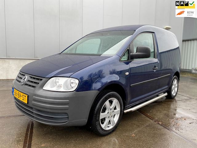Volkswagen Caddy 1.9 TDI, airco, Nap, APK. Trekhaak, marge