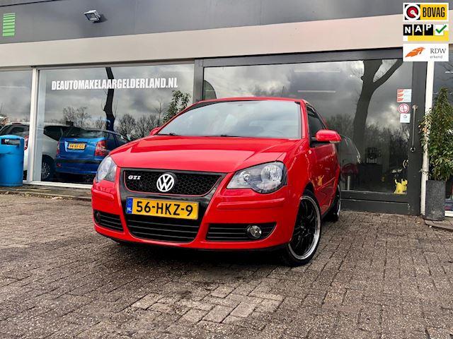Volkswagen Polo 1.8 GTI/Nw Apk/Airco/Navi/Cruise