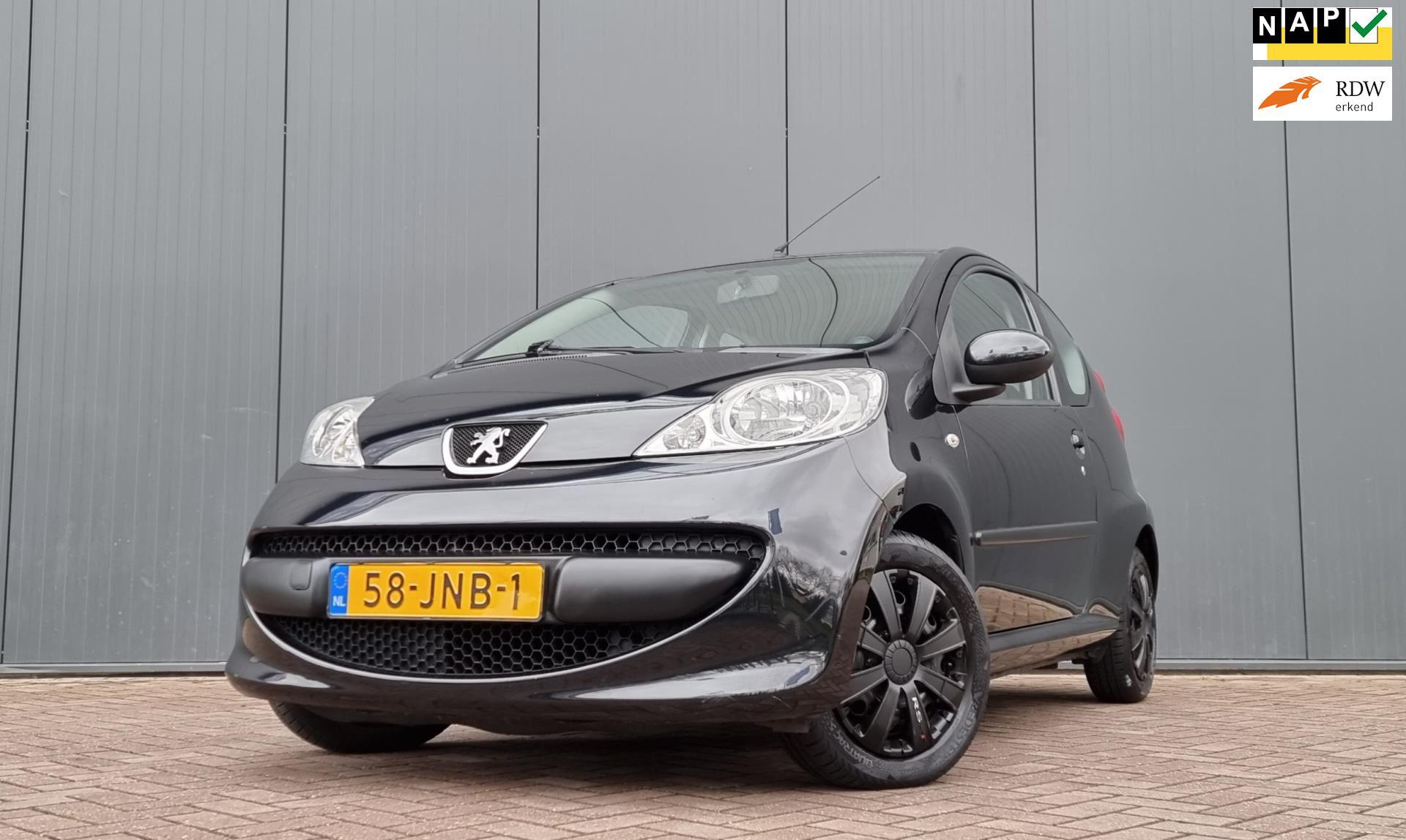 Peugeot 107 occasion - van den Boog Automotive