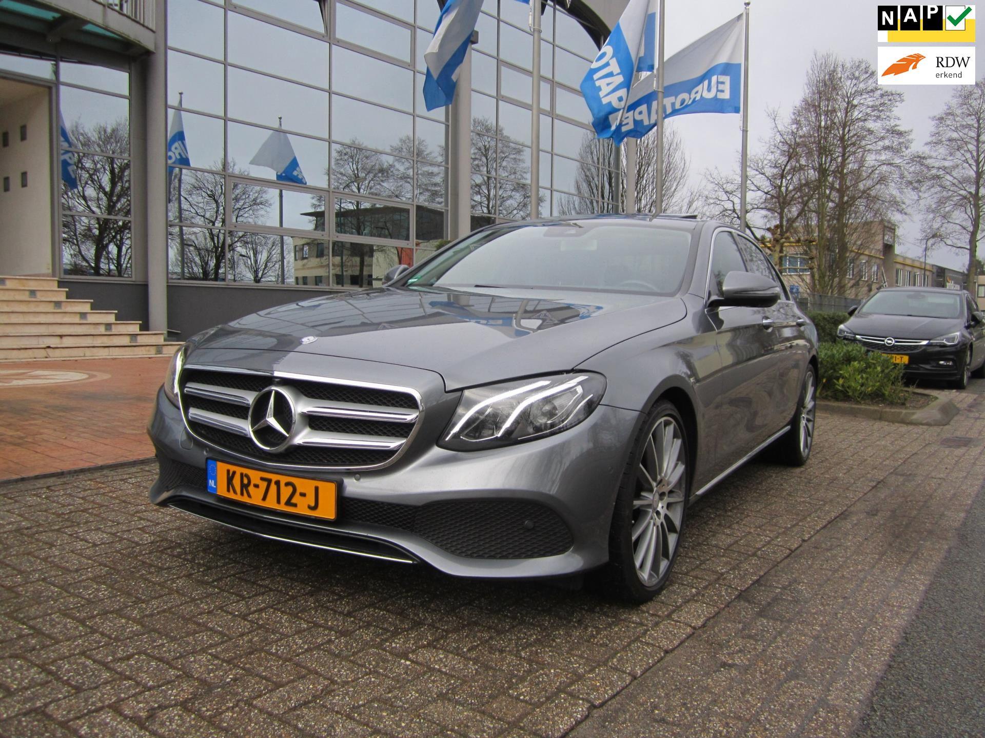 Mercedes-Benz E-klasse occasion - HG Auto's