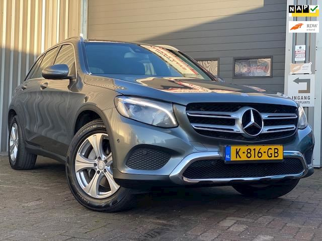 Mercedes-Benz GLC-klasse 220 d 4MATIC Ambition