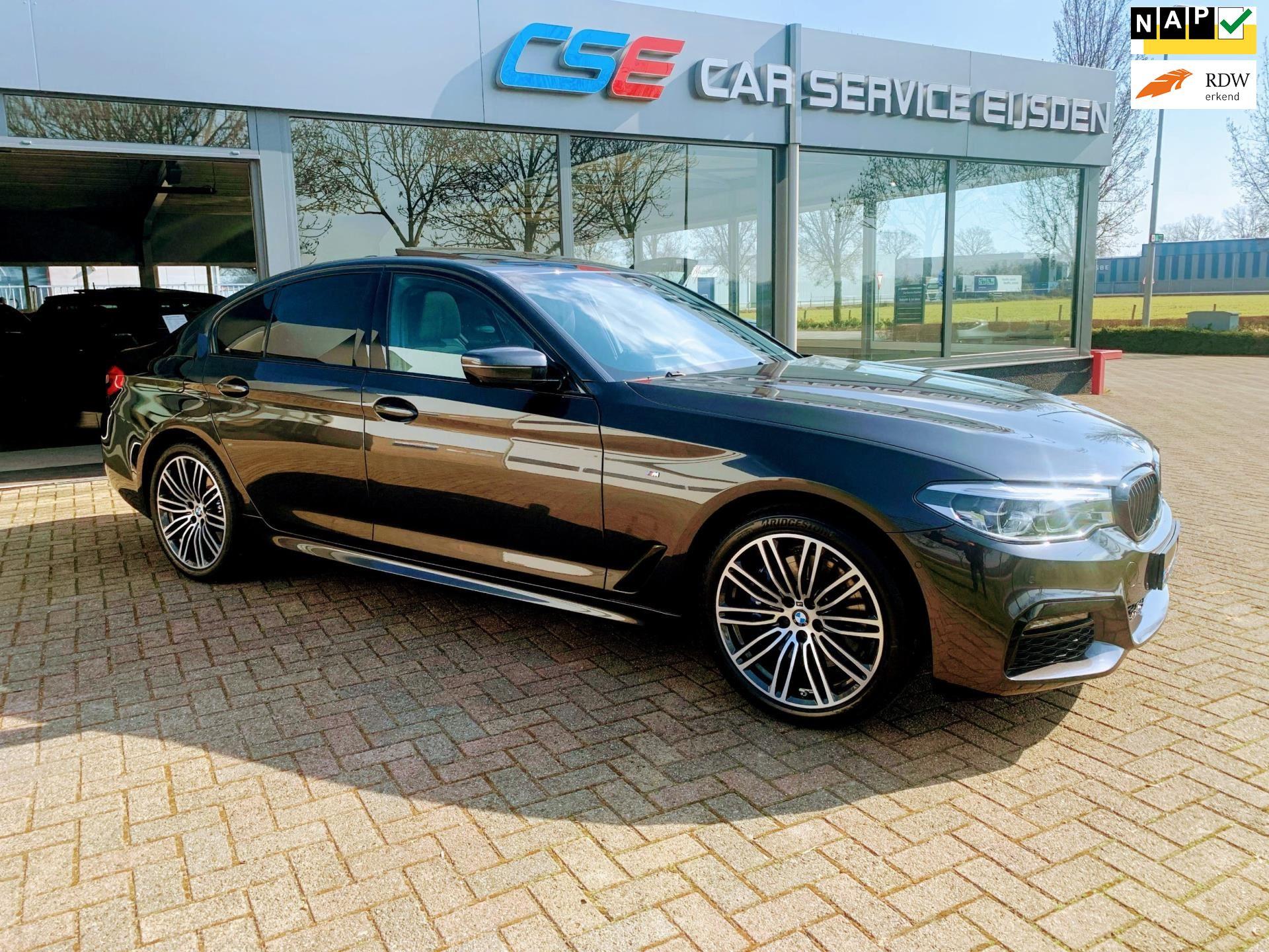 BMW 5-serie occasion - Car Service Eijsden