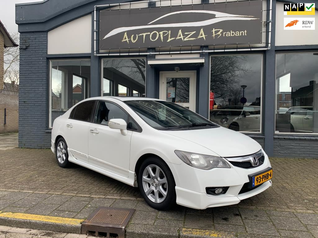 Honda Civic occasion - Autoplaza Brabant