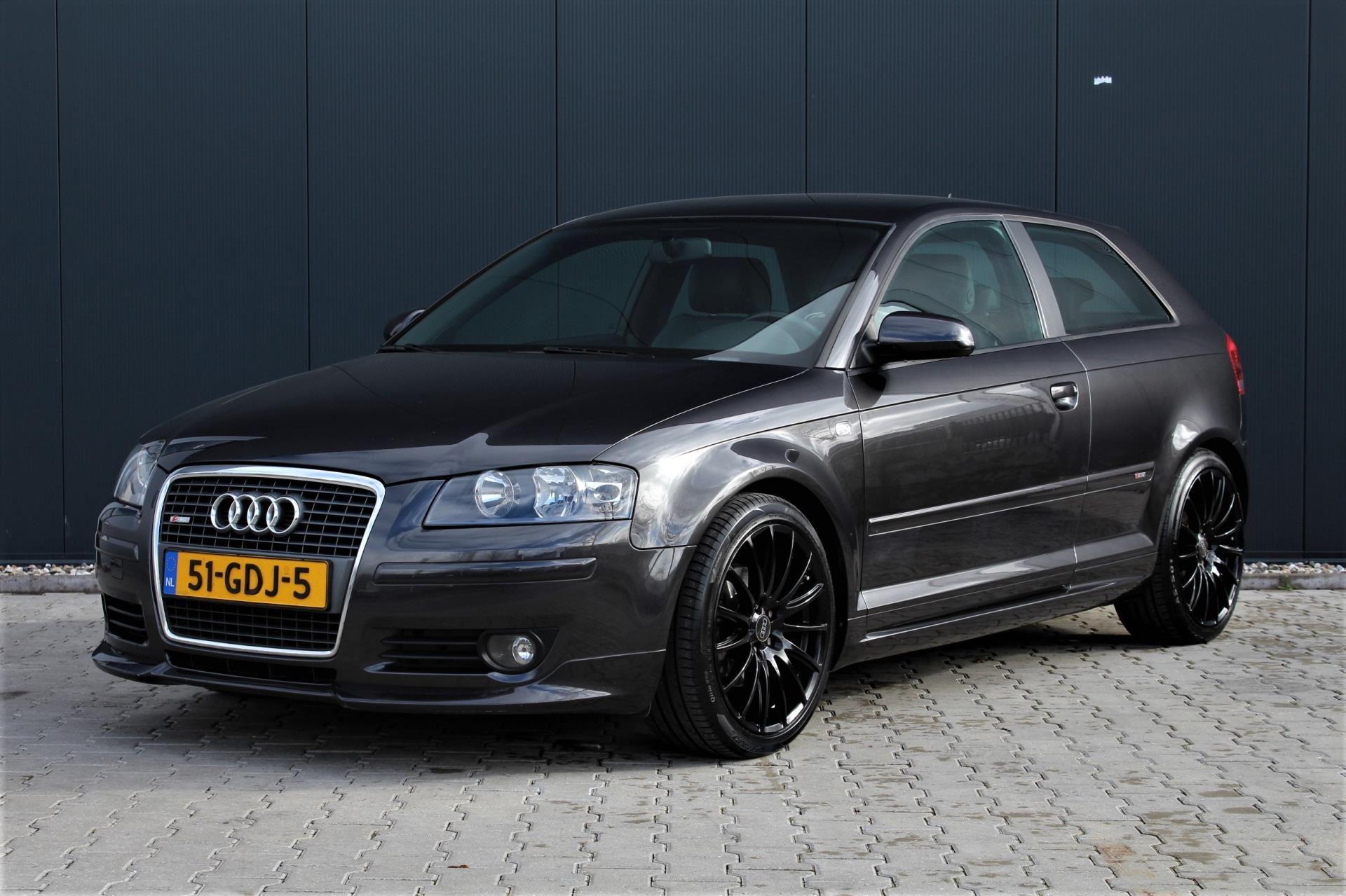 Audi A3 occasion - Smit Auto's