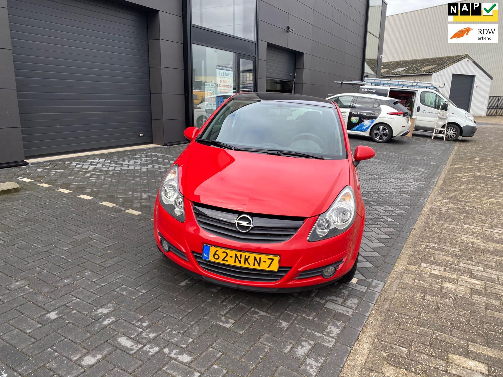 Opel Corsa occasion - Auto Techno Schamp BV