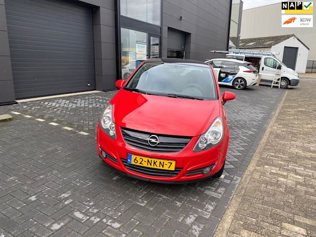 Opel Corsa 1.2-16V Color Edition