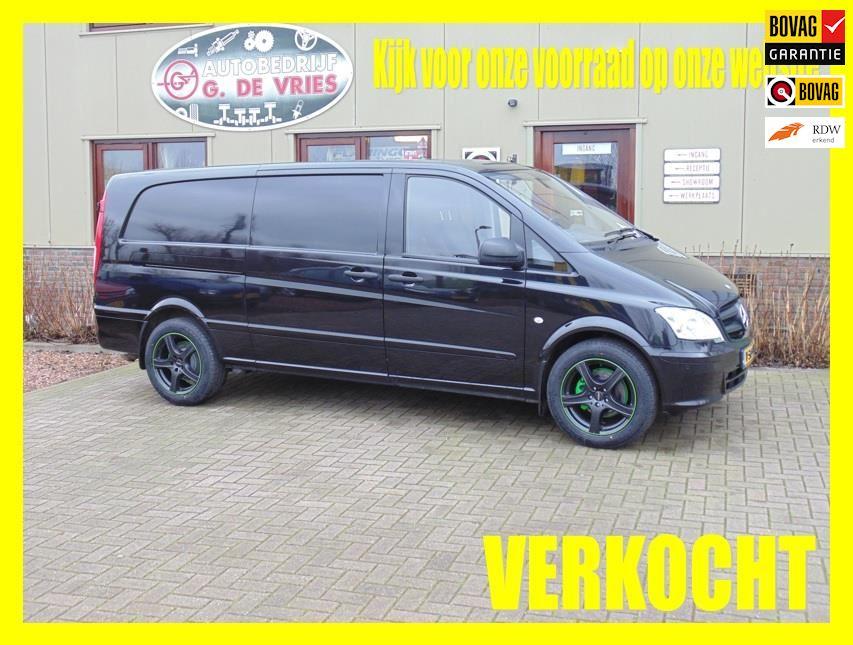 Mercedes-Benz Vito occasion - Autobedrijf Gerrit de Vries