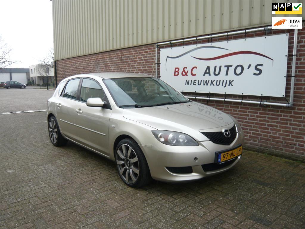 Mazda 3 Sport occasion - B&C Auto's