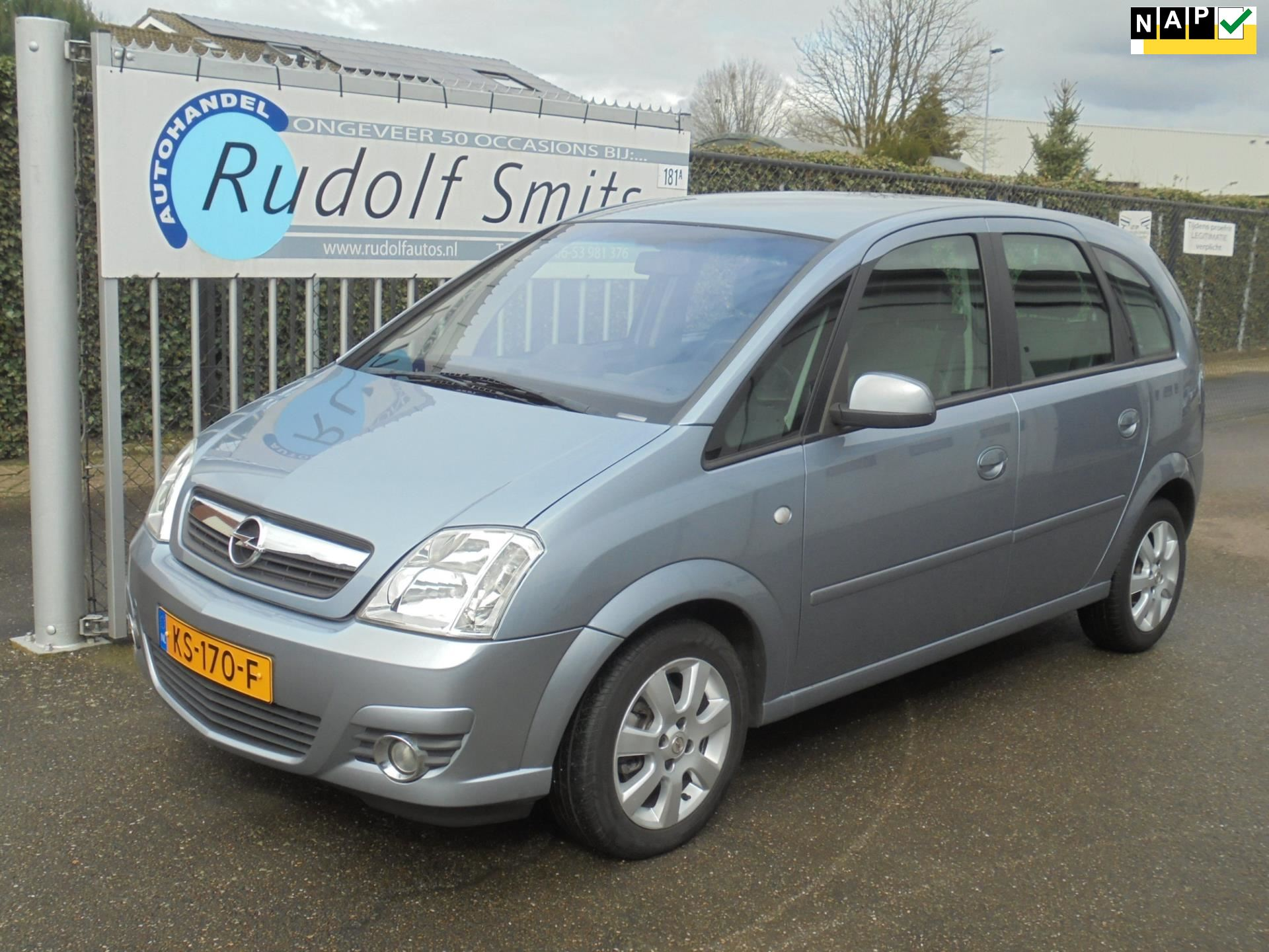 Opel Meriva occasion - Autohandel Rudolf Smits