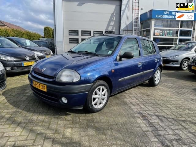 Renault Clio occasion - RJO Automotive