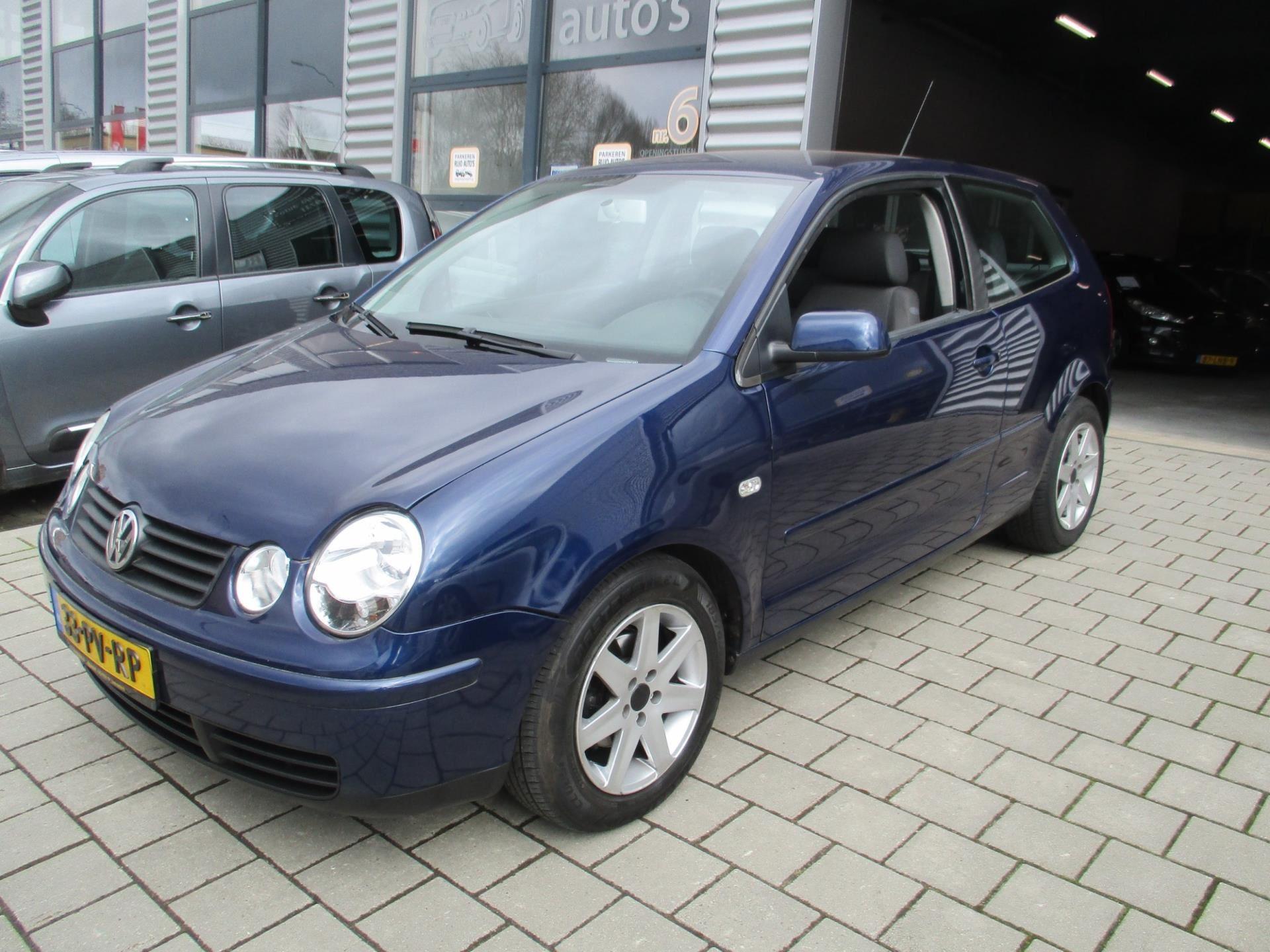 Volkswagen Polo occasion - Rujo Auto's
