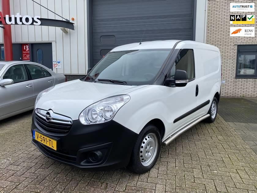 Opel Combo occasion - Brugman Auto's