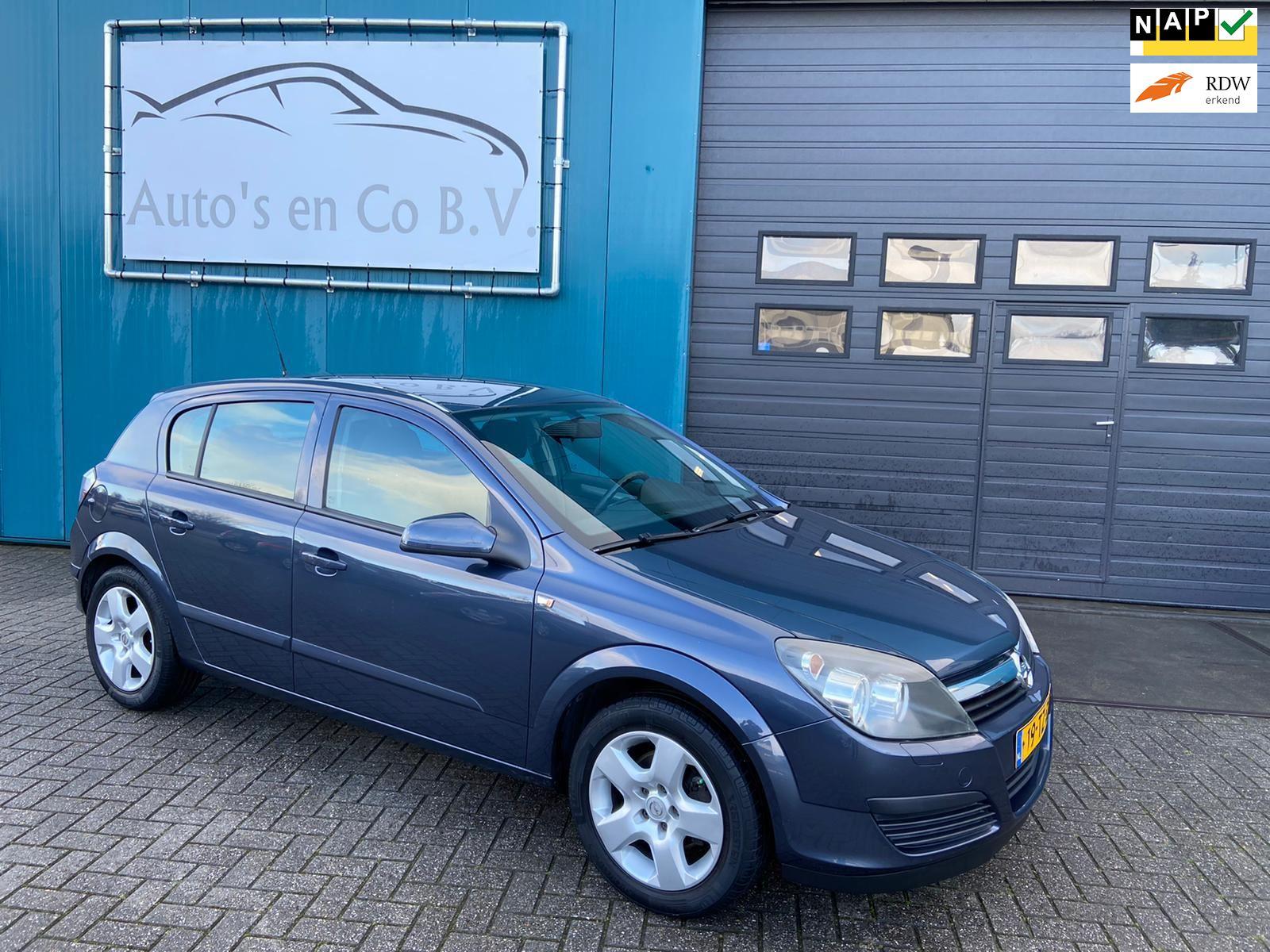Opel Astra occasion - Auto's en Co B.V.