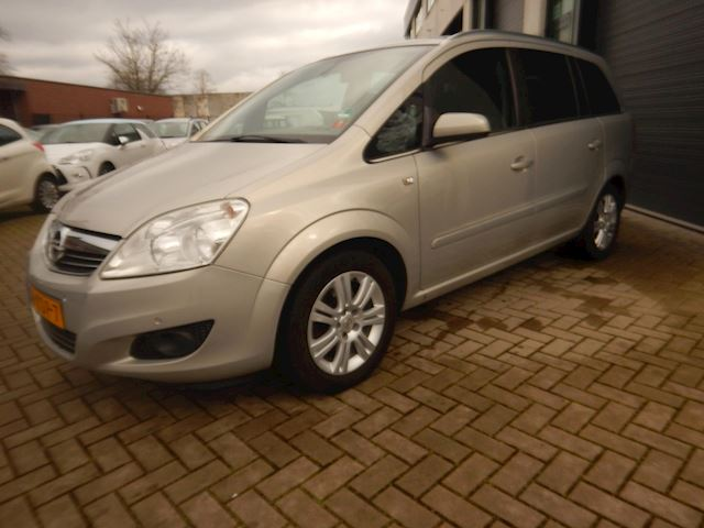 Opel Zafira 1.6 Cosmo/PDC/NAVI/7-PERSOONS!!