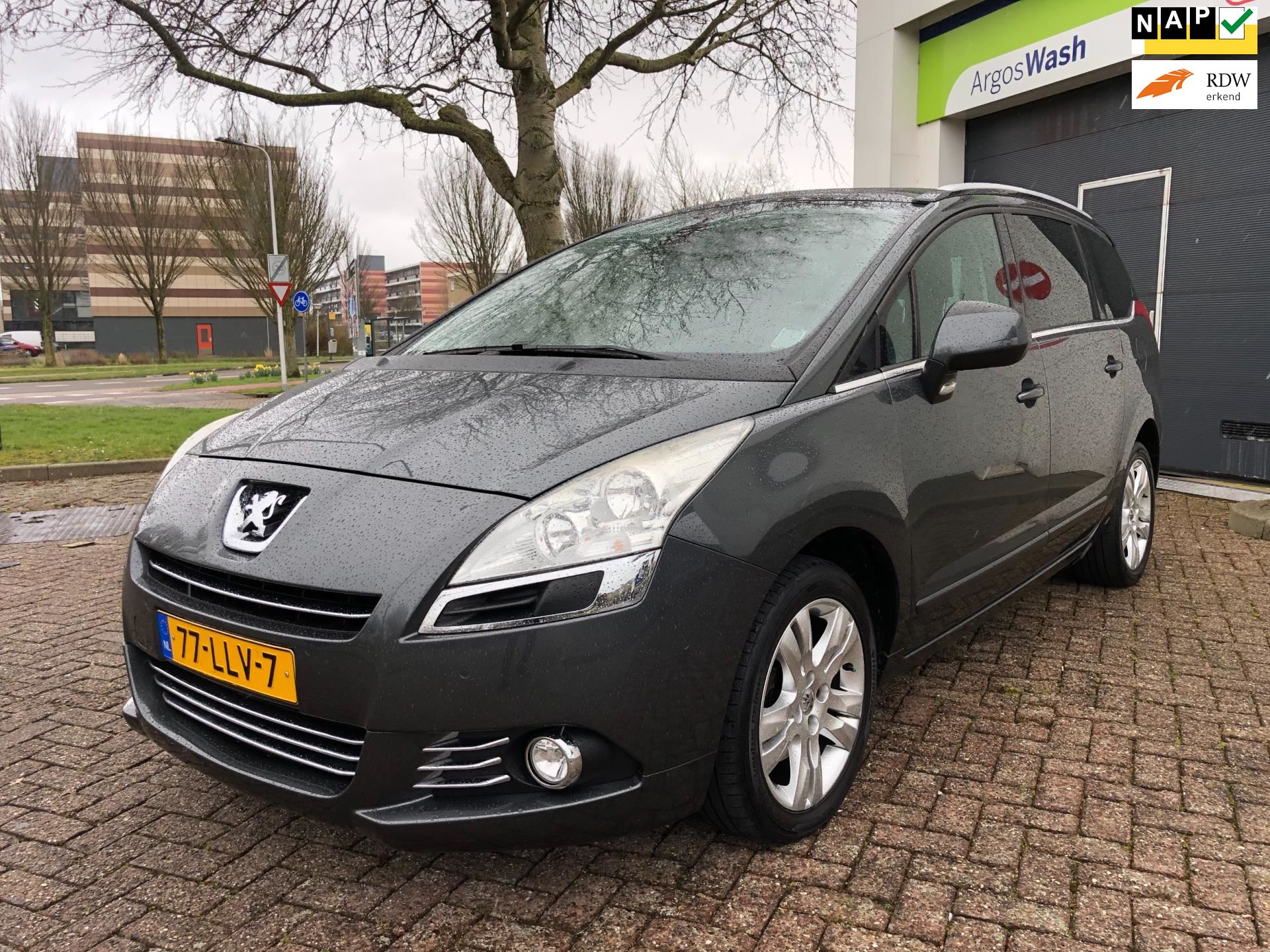 Peugeot 5008 occasion - Westland Occasion