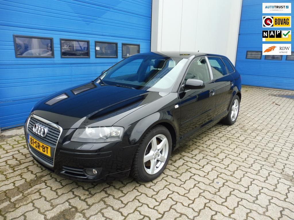 Audi A3 Sportback occasion - Autovakmeester-Verheijen
