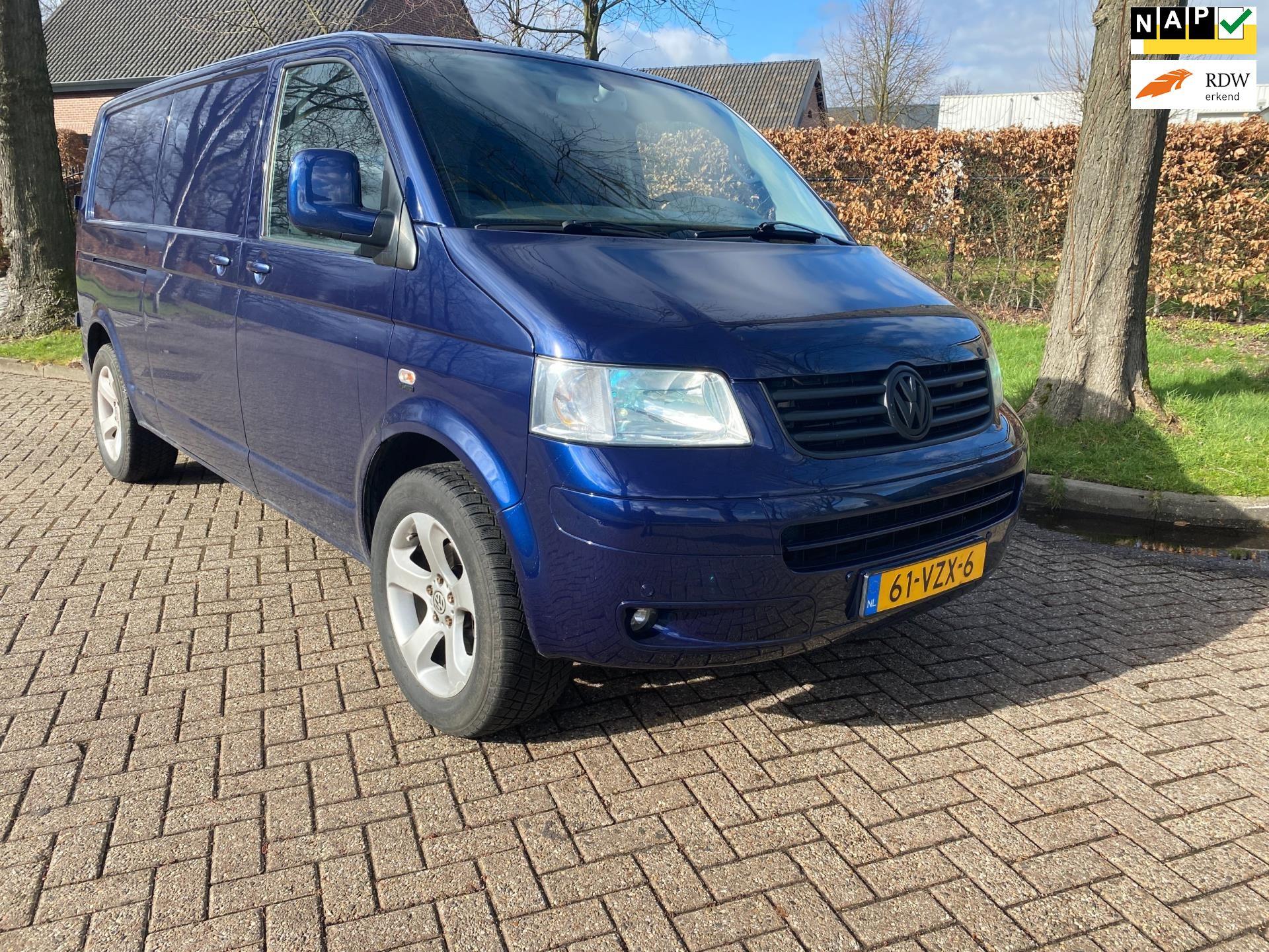 Volkswagen Transporter occasion - Vdw Cars & Parts