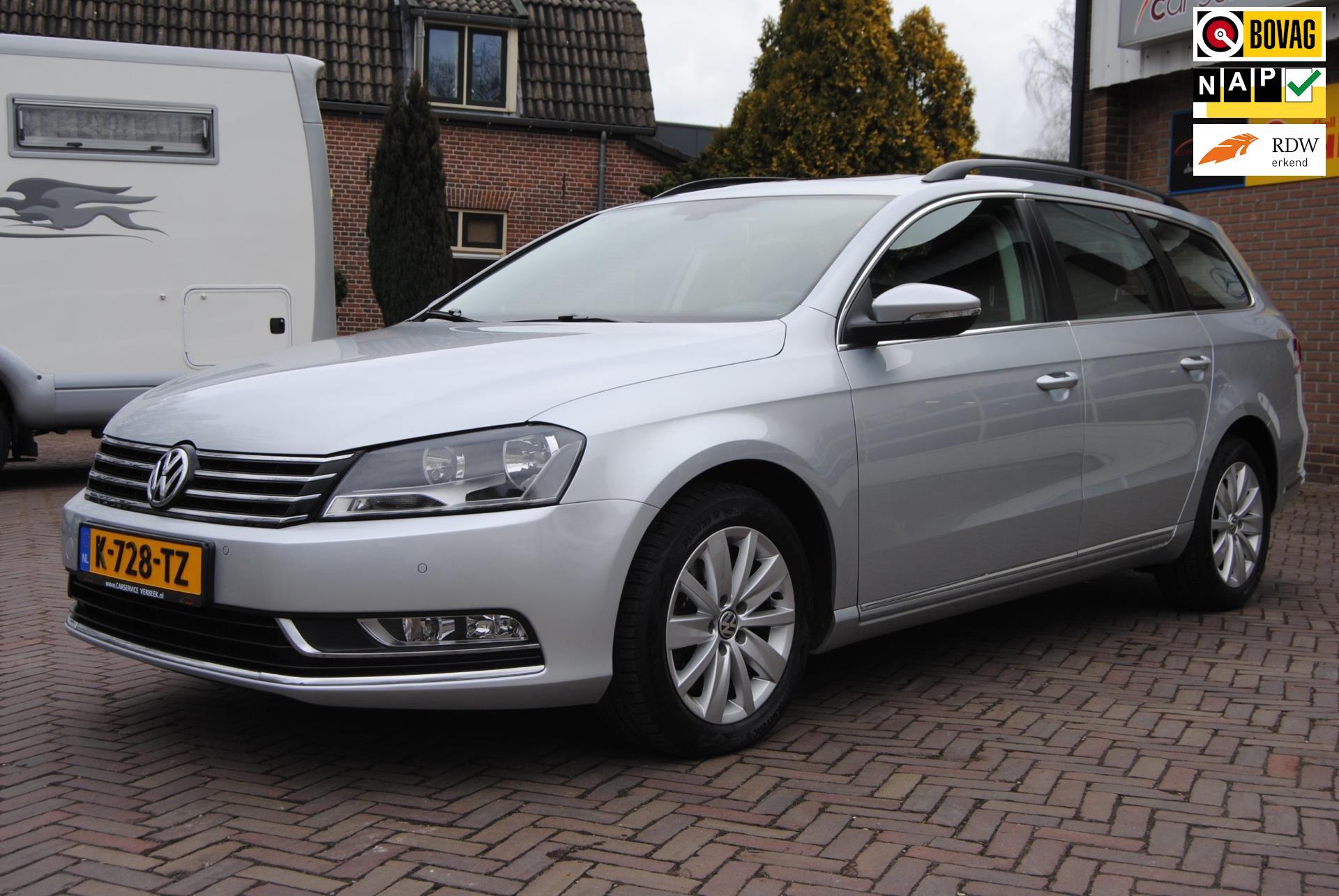 Volkswagen Passat Variant occasion - Carservice Verbeek