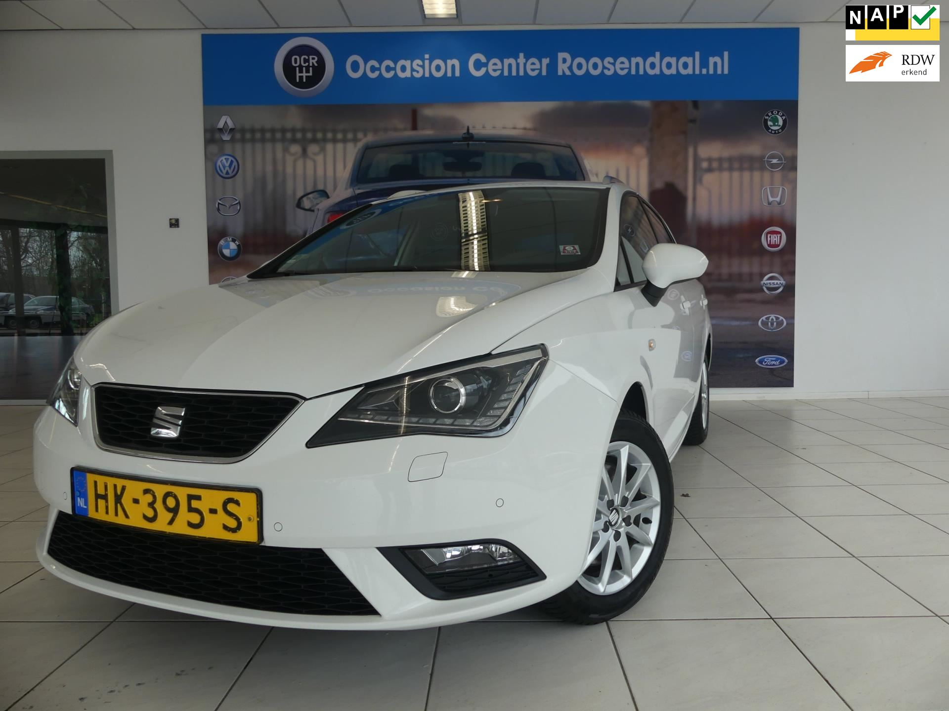 Seat Ibiza ST occasion - Occasion Center Roosendaal