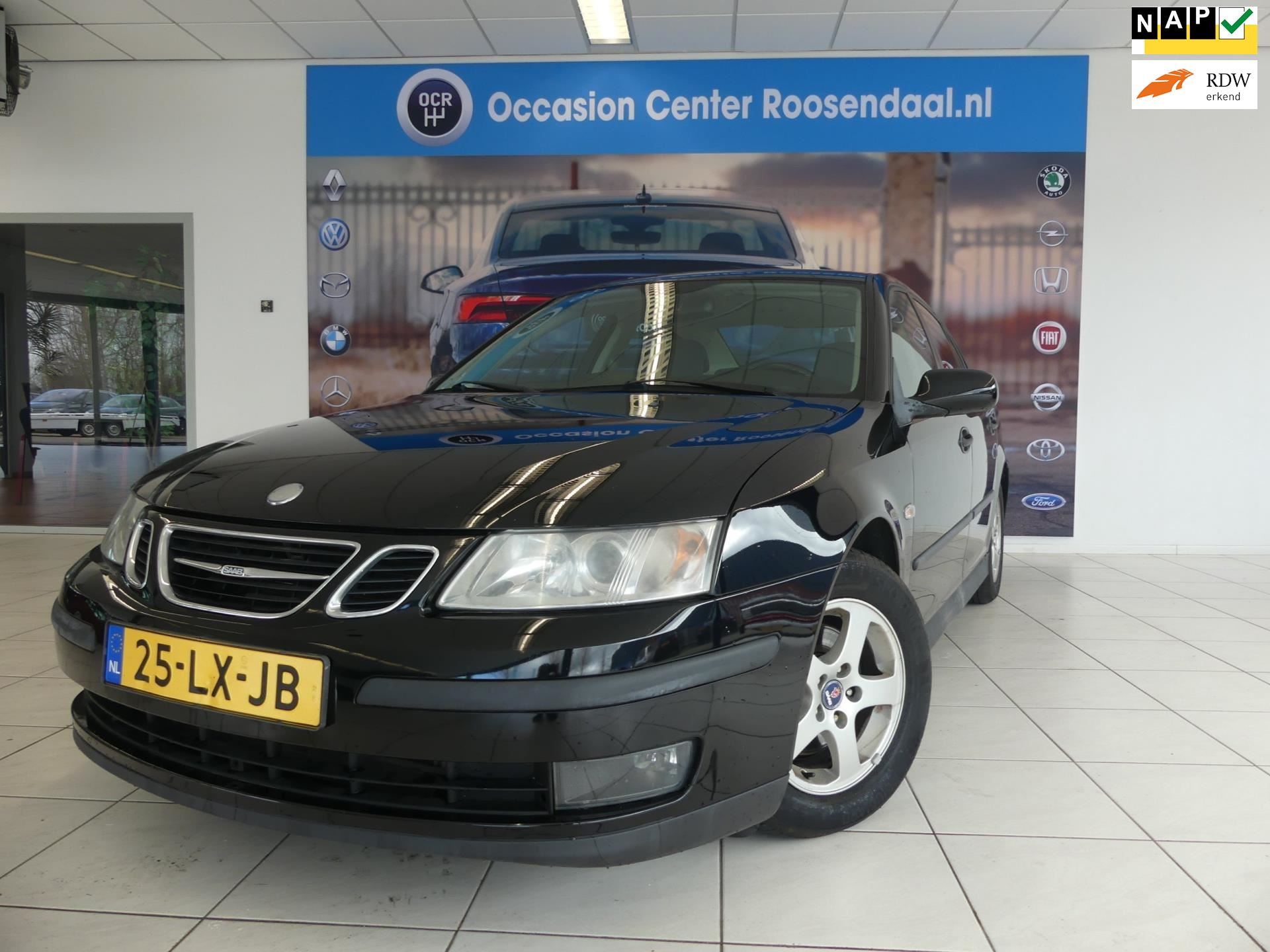 Saab 9-3 Sport Sedan occasion - Occasion Center Roosendaal