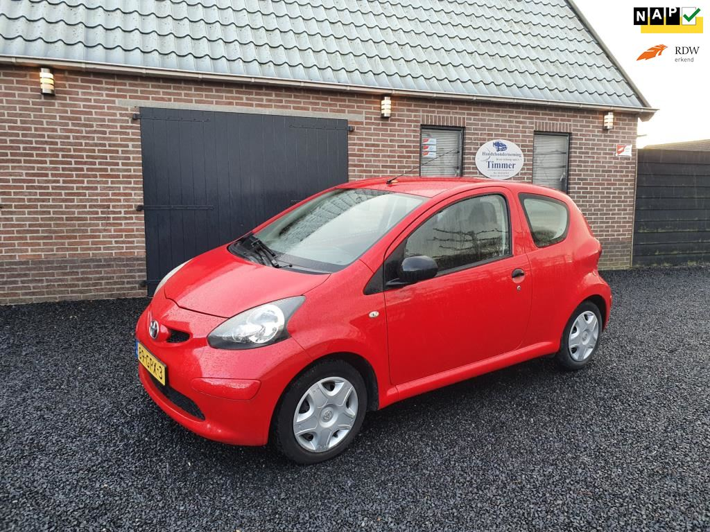 Toyota Aygo occasion - Timmer Auto's